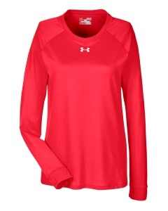 Under Armour Ladies' UA Long-Sleeve Locker Tee