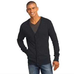 District Made® Men's Cardigan Sweater