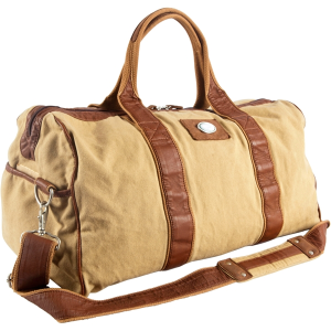 Mason Canvas Duffel
