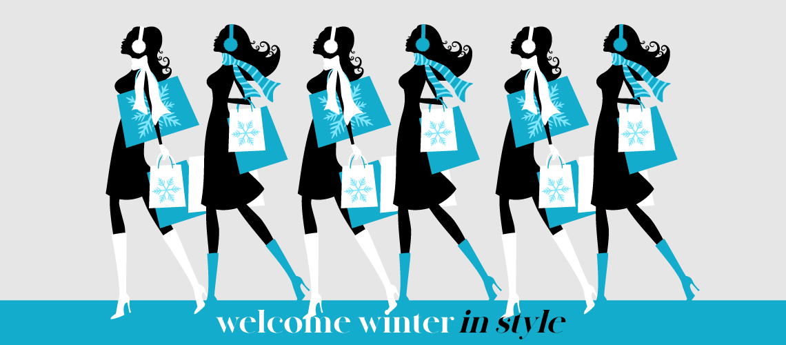 Welcome Winter In Style