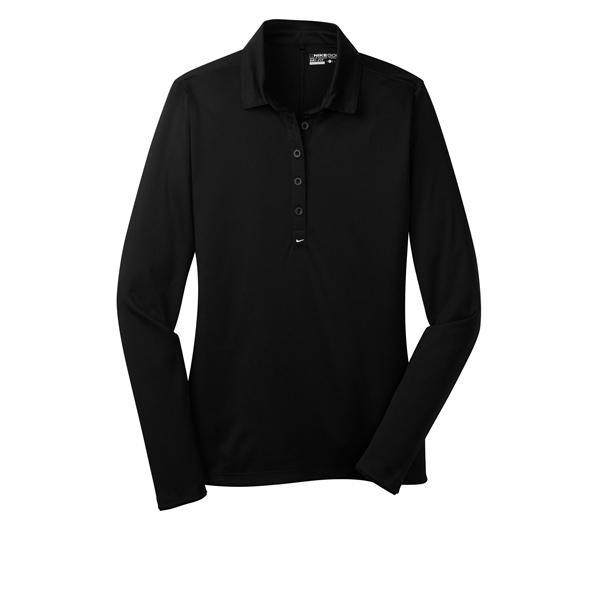 93a8f387 Nike Golf Long Sleeve Dri-FIT Stretch Tech Polo - Ladies   Brand ...
